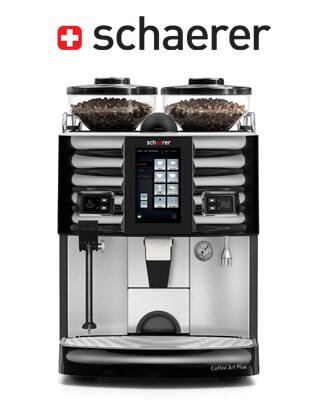 Кофемашины Schaerer
