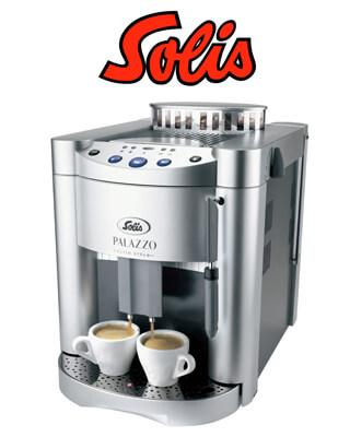 Кофемашины Solis